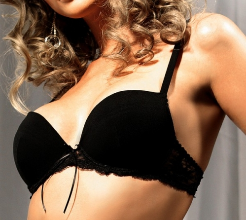 ANGELIQUE S1041 Biustonosz push-up